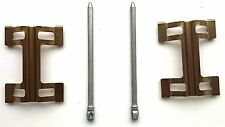 GENUINE Audi RS4 B7 Front Caliper Pad Spring and Pin Set - 3D0698269