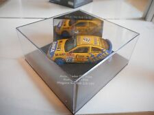 Vitesse Renault Megane Coupe 2.0 16V Dutch Champion 1998 in Blue/Yellow 1:43 Box