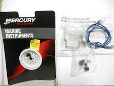 GENUINE Mercury 79-859696A 1 - GAUGE Analog Clock