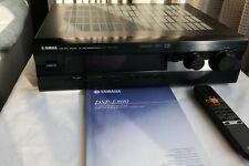 Yamaha DSP-E800 AV Processor / 3-Channel (Surround Sound) Amplifier