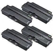 4 Pack MLT-D103L  MLTD103S Toner Cartridge for Samsung 103L ML-2955DW ML-2955ND