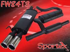 Sportex VW Golf mk3 performance exhaust system 91-98