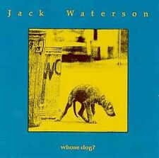 Whose Dog? by Jack Waterson (CD, 1989, Heyday Records) Green on Red