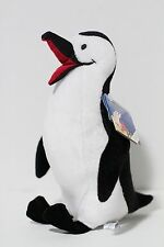 """Whiteblack the Penguin Sees the World 9"""" Plush Toy Doll based on the book yottoy"""