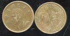 CHINE  1 yuan  année 80-90