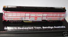 1:160 BENDIGO W6 RESTAURANT TRAM - DIECAST!
