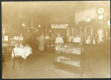 Cabinet Photograph Seals Store on Plymouth Ave in Rochester NY  c1912