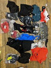 Joblots Active Wear Cyclisme Course Natation DHB Fox Adidas Speedo hommes/femmes