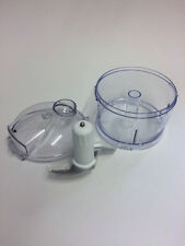 KENWOOD Mini Chopper Replacement Kit - Incl. Bowl, Blade & Lid - CH180/A **NEW**