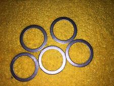 (5) Volvo Oil Drain Plug Washers Gasket  V40 S60 V70 XC90 850 S80 V70 XC70