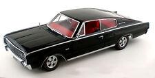 1966 Dodge Charger BLACK 1:18 Ertl American Muscle 39470 * READ BELOW*