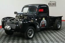 1946 Willys Truck Hot Rod Rat Rod High Dollar Build Ps Pb