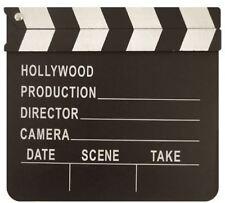 Hollywood movie film Clapper board