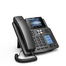 """Fanvil X4 IP Phone 2.8"""" Colour 4 Lines DSS POE NBN Ready with BONUS AU Power Sup"""