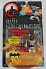 VINTAGE 1999 HASBRO BATMAN MISSION MASTERS ANTI-BLAZE BATMAN MIMP
