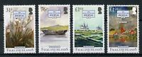 Falkland Islands 2017 MNH Falklands Journal 50th Anniv 4v Set Ships Boats Stamps