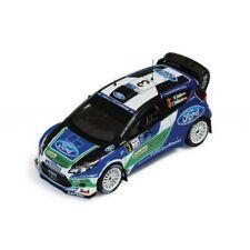 IXO MODEL RAM516 FORD FIESTA RS WRC N.3 ARGENTINA 2012 SORDO-DEL BARRIO 1:43