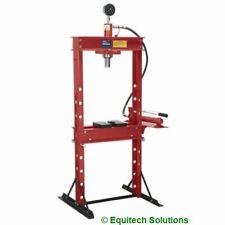 Sealey Tools YK20F 20 Tonne Hydraulic Floor Press with Gauge & Pressing Plates