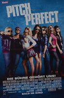 PITCH PERFECT - A3 Poster (ca. 42 x 28 cm) - Film Plakat Clippings NEU