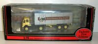EFE 1/76 Scale - 19401 Atkinson Articulated Box van Flowers Keg beer