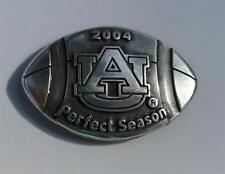 Auburn University 2004 Perfect Season Football Concho