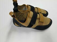 Black Diamond Men's Momentum Climbing Shoe Curry Size Us 9.5 M Eu 42.5 Used