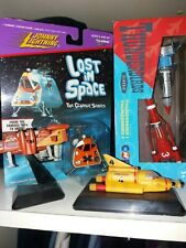More details for konami thunderbirds and others joblot.