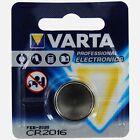 Pile/battery bouton Varta 3V Lithium CR2032/CR2025/CR2016 EXP 2025