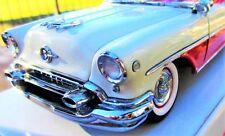Olds Oldsmobile 1 Vintage Sport Car 18 Concept 24 1956 Rocket 88 Carousel Red 12
