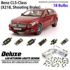 Deluxe LED Interior Dome Light Kit for 2011-2017 Benz CLS-Class Shooting Brake