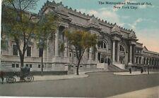 Chrome (c. 1939-present) Unposted The Metropolitan Museum of Art Postcard