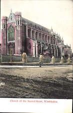 Wimbledon. Church of the Sacred Heart by E.T.& Co., Wimbledon.
