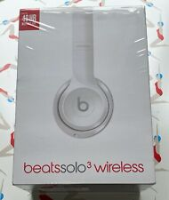 BEATS BY DR DRE SOLO 3 WIRELESS AUDIO BLUETOOTH BLANC - NEUF SOUS BLISTER