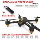 Hubsan H501S S X4 Pro Drone FPV Live Video Brushless 1080P Quadcopter GPS BNF