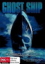 GHOST SHIP Gabriel Byrne, Julianna Margulies, Ron Eldard DVD NEW