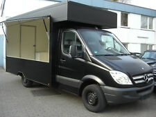 MB Sprinter 313CDI Food Truck Verkaufswagen Imbisswagen 2012 EURO5