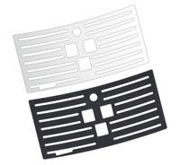 Schutzfolien für Tassenablage Philips Serie 3000 - 3100 - 4000 - Saeco Minuto