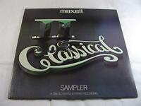 Maxell Records Classical Sampler II - Excellent Condition -