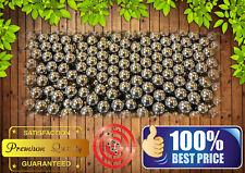 Lot de 100 billes 12mm - Lance-pierres - Fronde - Slingshot Lance pierre