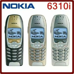 NEW CONDITION NOKIA 6310i UNLOCKED MOBILE PHONE +12 MONTHS WARRANTY