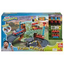 Thomas & Friends Adventures Train Maker Build Your Own Unique Engines! Brand New