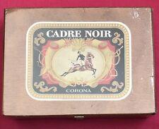 Boîte de 25 Cigares CORONA Cadre Noir (non Ouverte, Sous Plastique)