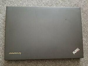 """14""""  Lenovo ThinkPad T440 Core i7-4600U @2.70GHz,12GB RAM, 128GB SSD  Win 10"""