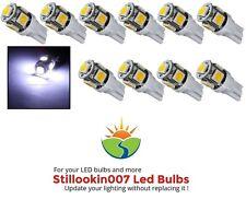10 - Landscape LED bulbs, COOL WHITE 5LED T5 Path, Driveway, Deck, Paver Lights
