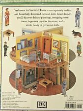 The Victorian Doll's House - Carousel (pop up book)  Sara's House Smithsonian 96