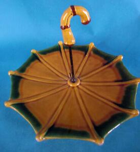 Plateau a fromage parapluie en céramique de Vallauris Ref 302762175908 *