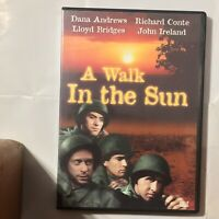 A Walk in the Sun (DVD, 2004)