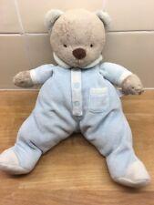 COROLLE Teddy Bear Blue Soft Plush Toy Consolateur