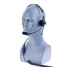 Impact MC1-POH-2 Single Muff Headset for M/A Com LPE200 + Prism Radios