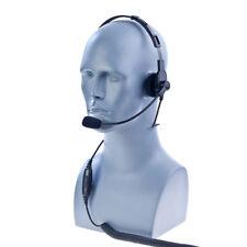 Impact SP2-POH-2 Single Muff Headset for Sepura SRP SRH (Locking Screw)
